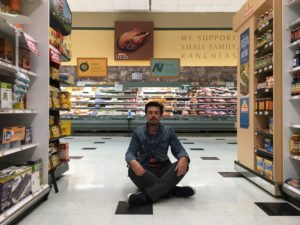 Grocery Store Meditation